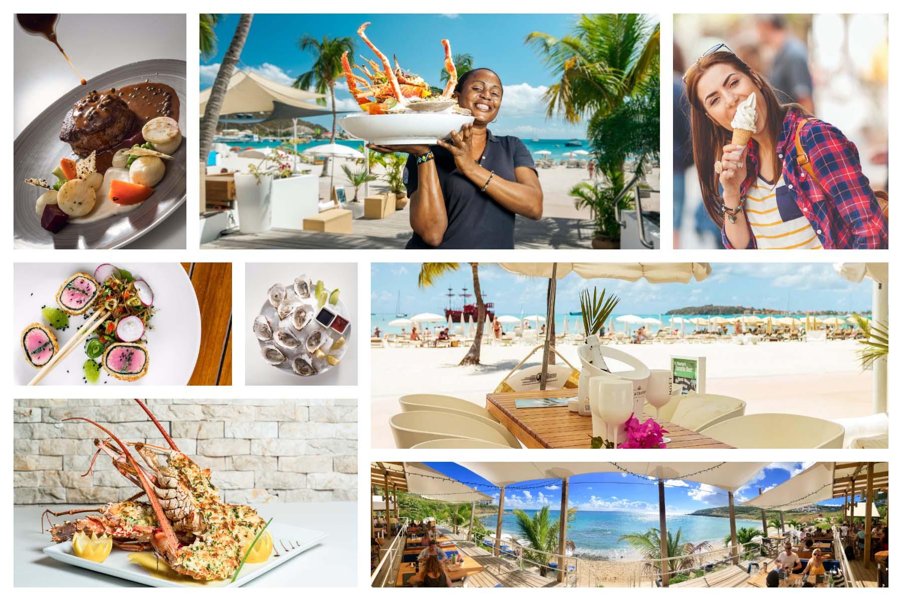 Restaurants St Martin - St Maarten