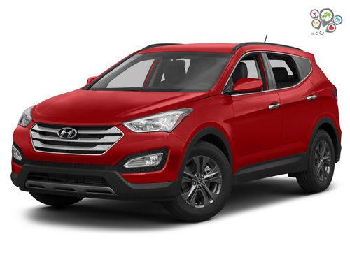 Hyundai Santa Fe - St. Martin Car Rental