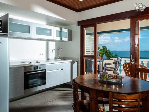 Boutique Hotel, Grand Case, Ocean View