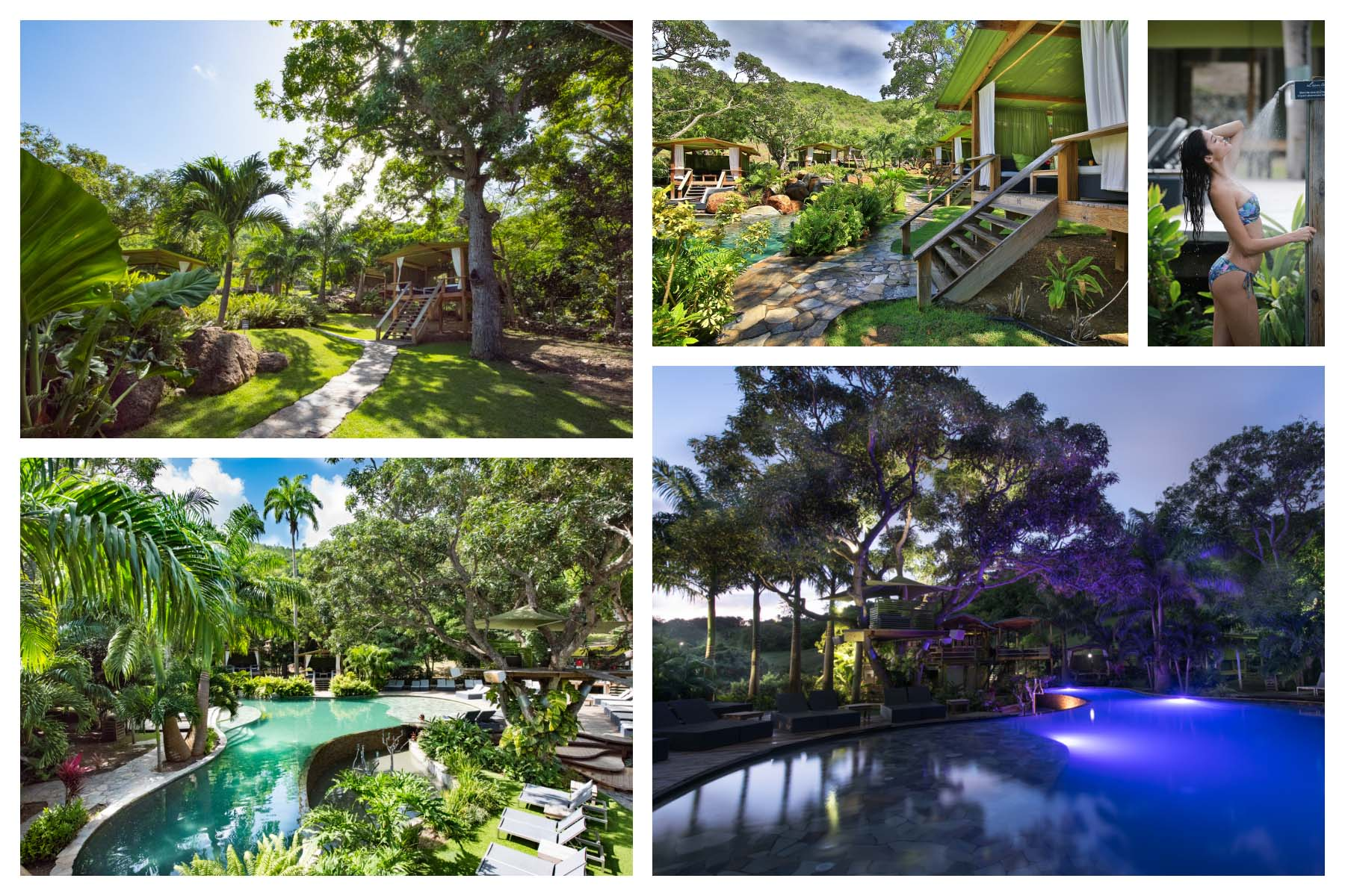 Loterie Farm - your escape back to nature, Pool