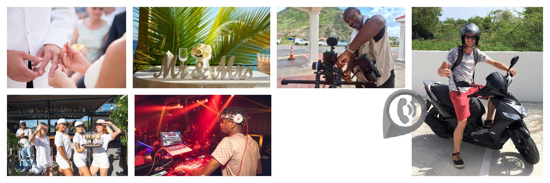 Services on Sint Maarten - St Martin