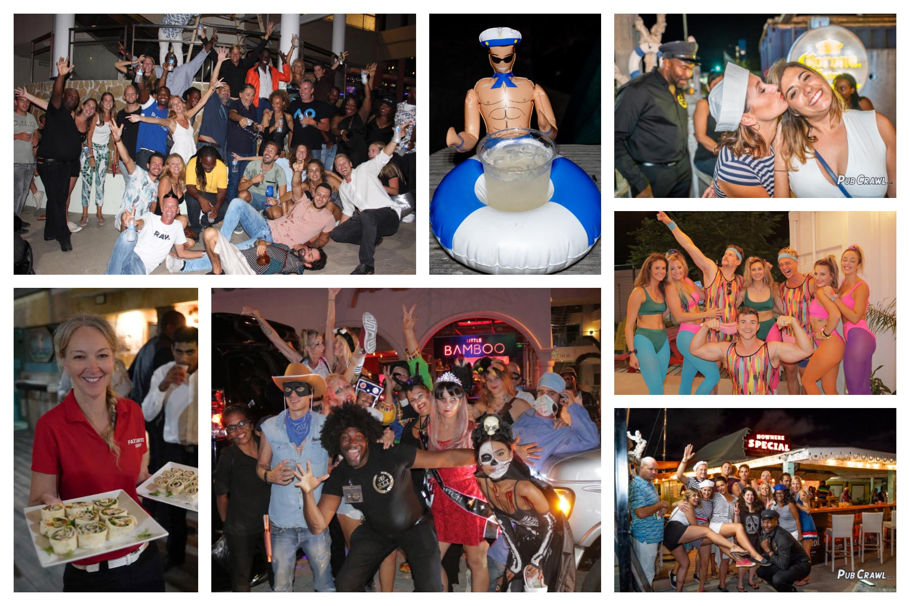 Party in St. Maarten - St. Martin - Party like a local!
